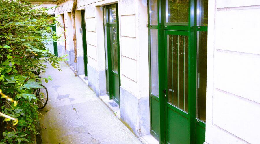 Ensemble Porte Fenêtre